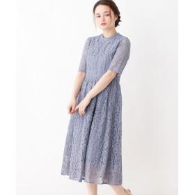 grove(グローブ) ストレッチレースドレス