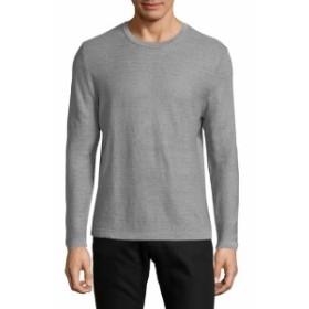 ボスヒューゴボス Men Clothing Ollivio Striped Linen Sweatshirt