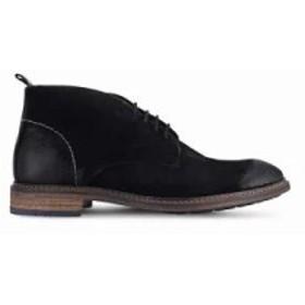 アルド ブーツ Mireallan Lace Up Ankle Boots Black Suede