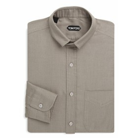 トムフォード Men Clothing Classic Dress Shirt