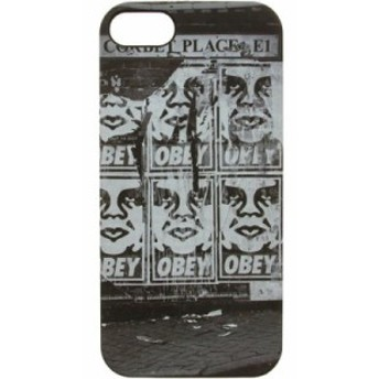 オベイ その他iPhoneケース Obey Corbet Place iPhone 5/5s Snap Case