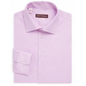 ヒッキーフリーマン Men Clothing Stripe Long Sleeve Shirt