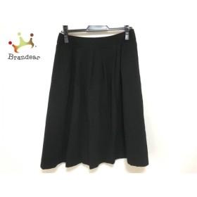 フランコフェラーロ FRANCO FERRARO スカート サイズ3 L レディース 美品 黒 新着 20190817
