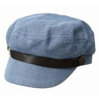 サン ディエゴ ハット カンパニー レディース ハット キャップ 帽子 CTH4173 Fishermans Denim Cap