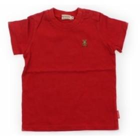 【ミキハウス/mikiHOUSE】Tシャツ・カットソー 90サイズ 男の子【USED子供服・ベビー服】(390358)