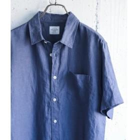 URBAN RESEARCH DOORS / アーバンリサーチ ドアーズ Linen Short-sleeve Shirts