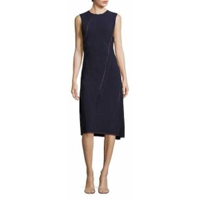 ドナカラン レディース ワンピース Sleeveless Asymmetrical Dress
