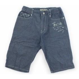 【ポンポネット/pomponette】ハーフパンツ 150サイズ 女の子【USED子供服・ベビー服】(390140)