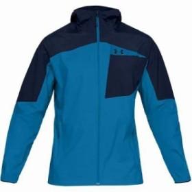 アンダーアーマー レインコート Scrambler Hybrid Jackets Cruise Blue/Academy/Cruise Blue