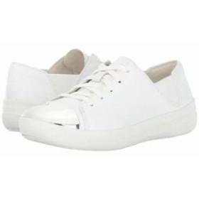 フィットフロップ スニーカー F-Sporty Mirror-Toe Sneaker Urban White