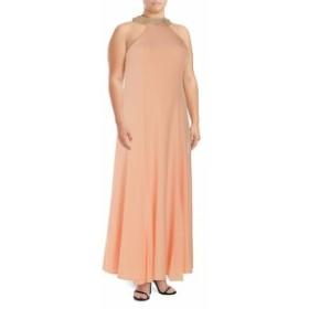 マリーナ レディース ワンピース Embellished Crepe Floor-Length Gown