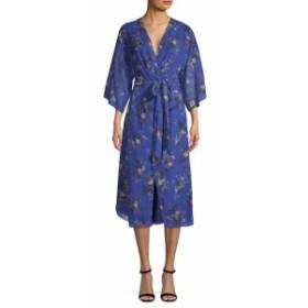 カミラアンドマーク レディース ワンピース Stanwyck Wrap Dress