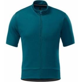 キッツボウ 自転車用品 Geysers V2 Short-Sleeve Road Bike Jersey - Mens