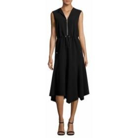 ラファイエット148ニューヨーク レディース ワンピース Santana Drawcord Waist Dress
