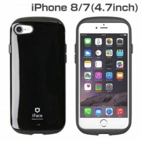 HAMEE [iPhone 8/7専用]iFace Sensation Standardケース(ブラック) IP87IFACESENSATIONBK