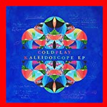Kaleidoscope Ep [CD] Coldplay