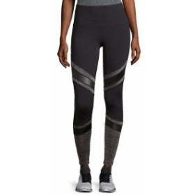 エレクトリックヨガ レディース スポーツウェア Striped Stretch Leggings