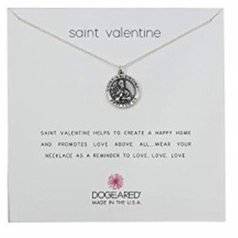 ドギャード レディースアクセサリ ネックレス ペンダント Saint Valentine, Saint Coin Charm Necklace