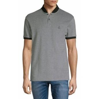 イレブンパリ Men Clothing Nelson Cotton Polo