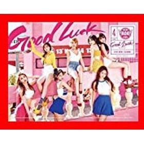 4thミニアルバム - Good Luck (韓国盤)Weekend (B Version) [CD] AOA