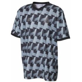 【メール便OK】adidas(アディダス) FRW09 メンズ サッカーウェア TANGO CAGE AOP トレーニングジャージー Tシャツ