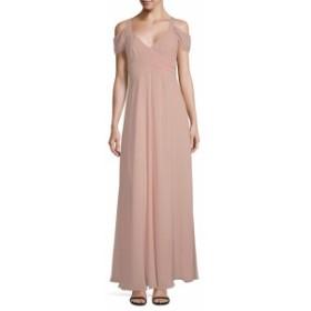 ランドリーバイシェルシーガル レディース ワンピース Cold Shoulder Floor-Length Gown