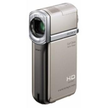 ソニー SONY デジタルハイビジョンハンディカム TG5V シルバー HDR-TG5V/S(中古品)