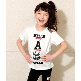 [マルイ]【セール】ロゴマークTシャツ/アナップキッズ&ガール(ANAP KIDS&GIRL)