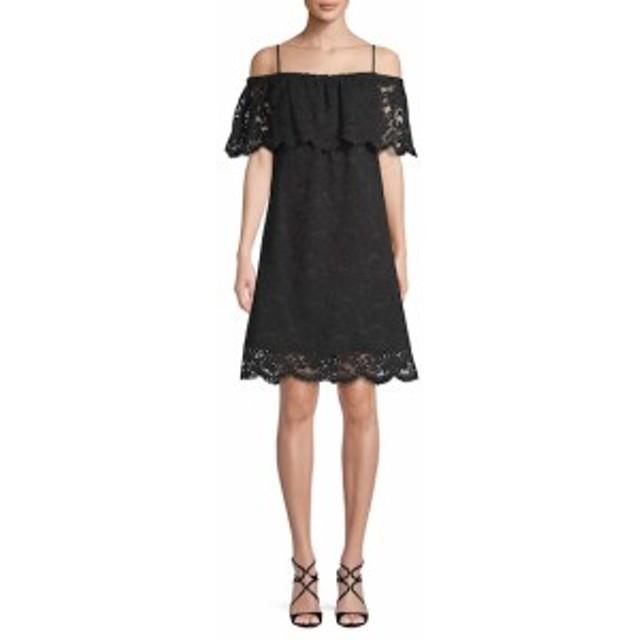 ゴールドホーク レディース ワンピース Alexandra Lace Off-shoulder Dress