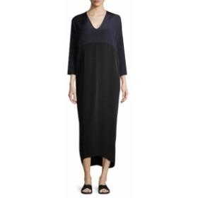 ゼロ + マリア コルネホ レディース ワンピース Silk Shift Dress