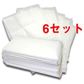 ペットシーツ スーパーワイド 厚型 せっけんの香り (25枚入6コセット)