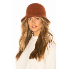 ブリクストン ハット Essex Bucket Hat Rust