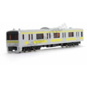トレーン No.64 通勤型イエロー 【Nゲージダイキャストモデル 電車 鉄道模型】
