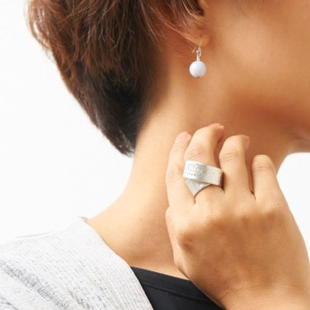 NAGAE+ ナガエプリュス TIN BREATH Ring