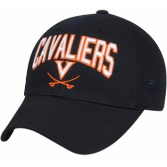 Top of the World トップ オブ ザ ワールド スポーツ用品  Top of the World Virginia Cavaliers Navy Basic Structured