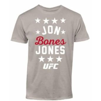 UFC ユーエフシー スポーツ用品 Jon Jones UFC 197 Tan Star T-Shirt