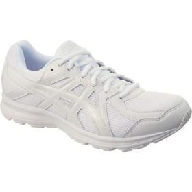 アシックス ジョグ100 2 メンズ ランニングシューズ [サイズ:24.0cm] [カラー:ホワイト×ホワイト] #TJG138-0101 ASICS JOG100 2