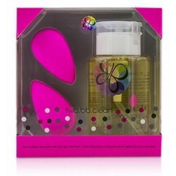 ( メイクアップ コフレ ) ビューティーブレンダー トゥー BB クリーン キット #Original (Pink) 3pcs