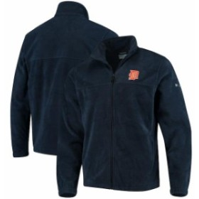 Columbia コロンビア スポーツ用品  Columbia Detroit Tigers Navy Flanker Full-Zip Jacket