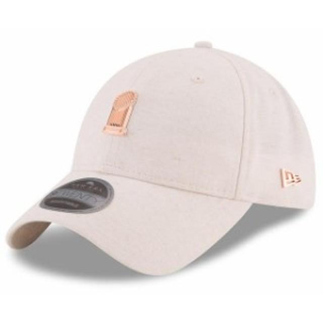 New Era ニュー エラ スポーツ用品  New Era Cream Black Label World Series Trophy 9TWENTY Hat