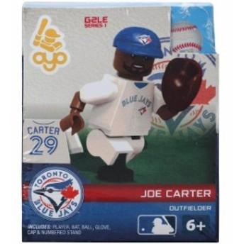 OYO Sports オーワイオー スポーツ スポーツ用品 OYO Sports Joe Carter Toronto Blue Jays Player MLB Minifigure