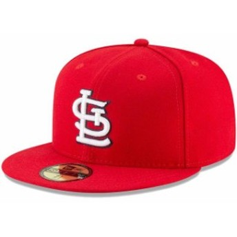 New Era ニュー エラ 服 Yadier Molina St. Louis Cardinals New Era Player Patch 59FIFTY Fitted Hat Red