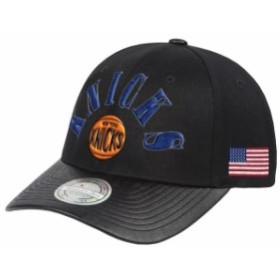 Mitchell & Ness ミッチェル アンド ネス スポーツ用品  Mitchell & Ness New York Knicks Black Definitive Adjustable