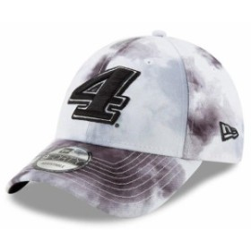 new style 69cba ef9bb New Era ニュー エラ スポーツ用品 New Era Kevin Harvick White Smoke Burnout 9FORTY Adjustable  Hat