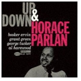 ホレス・パーラン(p) / アップ・アンド・ダウン(限定盤) [CD]
