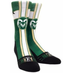 Rock Em ロックイーエム スポーツ用品  Colorado State Rams Youth Jersey Series Crew Socks