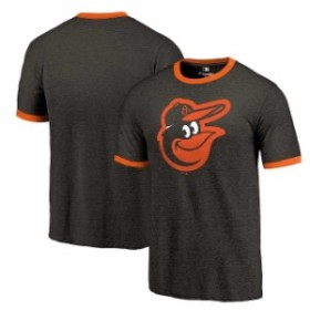 Fanatics Branded ファナティクス ブランド スポーツ用品  Fanatics Branded Baltimore Orioles Black/Orange Horn Tri