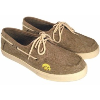 Renaissance ルネサンス スポーツ用品 Iowa Hawkeyes Mens Khaki Captain Shoes