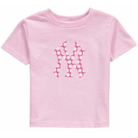Soft as a Grape ソフト アズ ア グレープ スポーツ用品  Soft as a Grape New York Yankees Toddler Girls Pink Polka