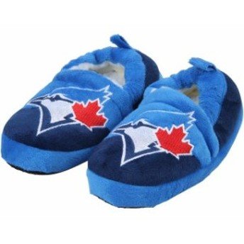 Forever Collectibles フォーエバー コレクティブル シューズ スリッパ Toronto Blue Jays Toddler Colorblock Sli